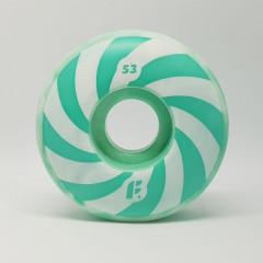 Колеса Footwork Swirl Mint 99A